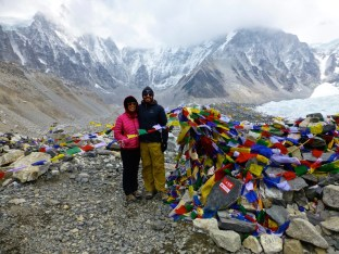 ::Everest base camp!!::