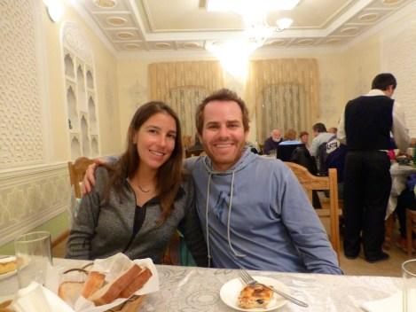 ::Uzbek dinner::