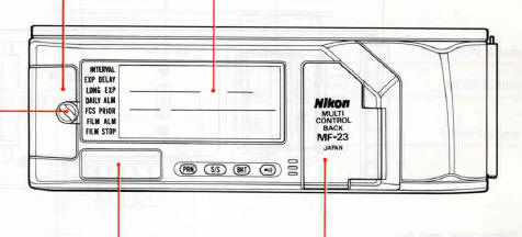 Nikon MF-23 instruction manual, user manual, PDF manual