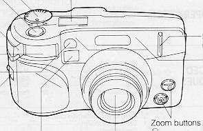 Olympus Super Zoom 3000 instruction manual, user manual