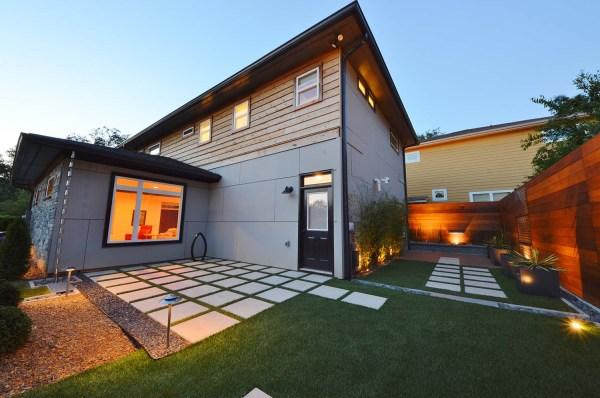 sustainable landscape design compliments