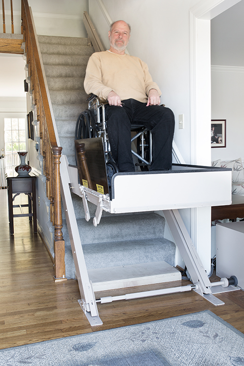 stair lift chair solid wood high stairlifts wheelchair lifts chairs scooters in pennsylvania wheel and