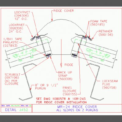 gable metal roof parts diagram truck lite trailer wiring mr-24 panel | system