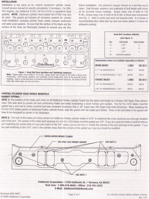 small resolution of click here for the edelbrock aluminum head installation sheet