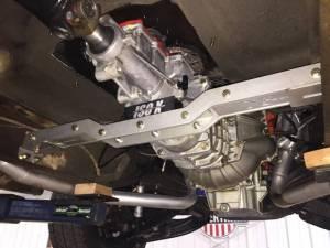 American Powertrain Aluminum Adjustable Cross Member 26