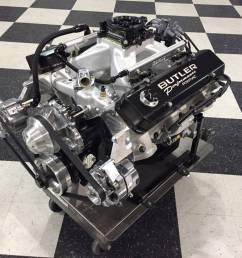 650 hp pontiac 400 487 cu in  [ 1280 x 960 Pixel ]