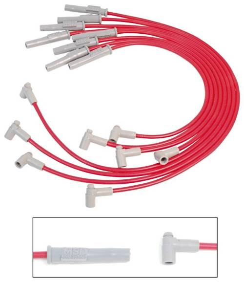 small resolution of pontiac distributor and wire kit hei rpc kit