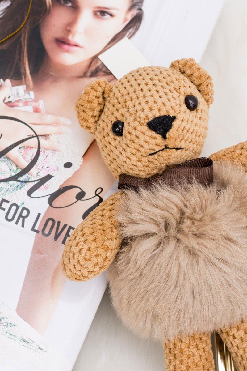 Cheap Teddy Bear Foot 4