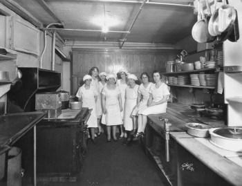 Gamer's Kitchen Staff