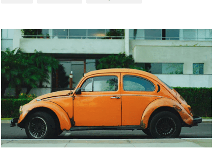 used VW Beetle, used VW