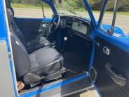 1969 Blue VW Beetle