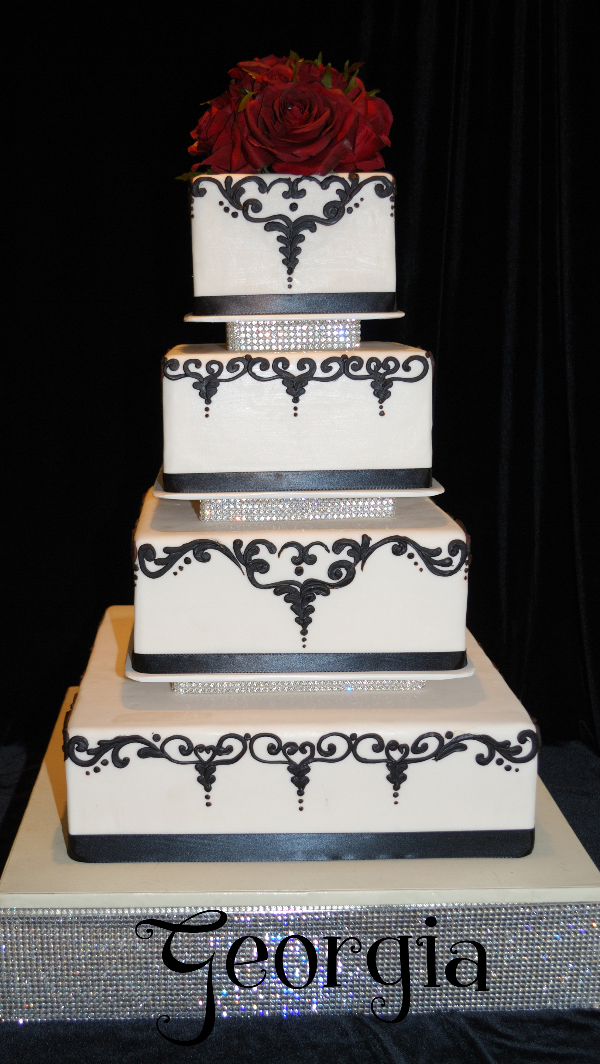 design a wedding cake wedding cake designs 13462