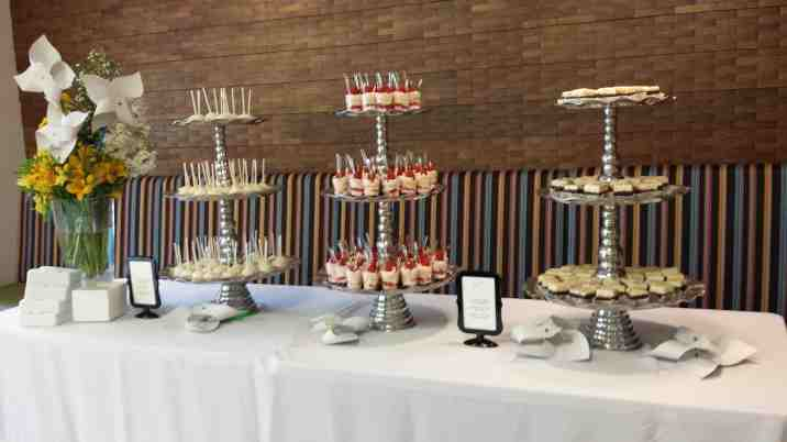 Mortenson Dessert Table