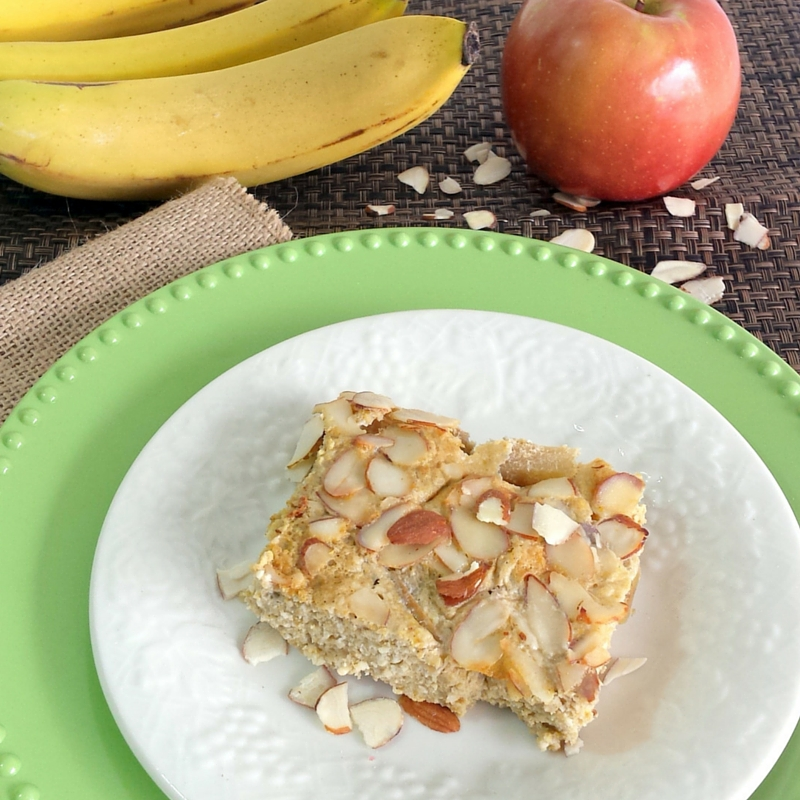 Apple Bumpkin Breakfast Bake