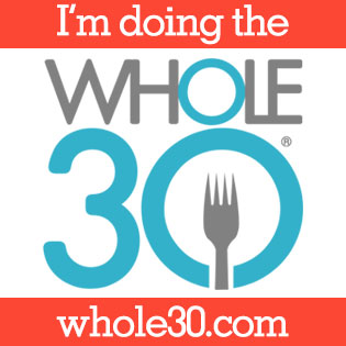 I'm Doing the Whole 30