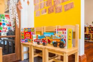 Buttercups Childcare's Jolly Phonics Program