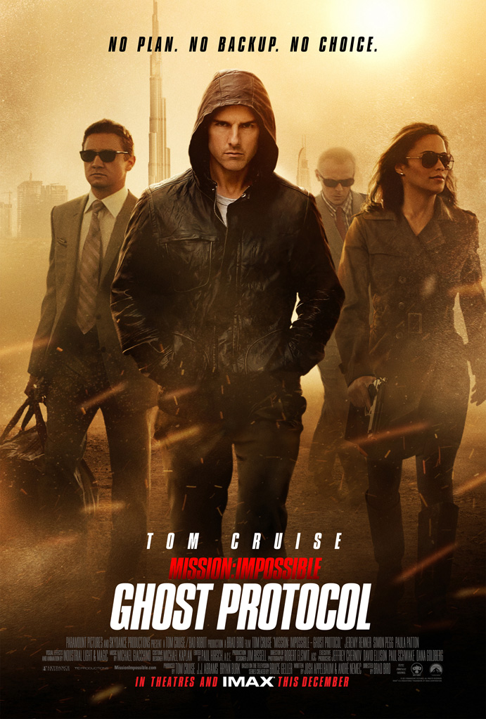 Mission: Impossible – Poster Palooza!