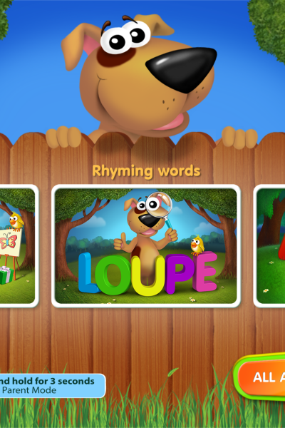 Product Review: Learn to Read & Write by Kids Academy Co. App.