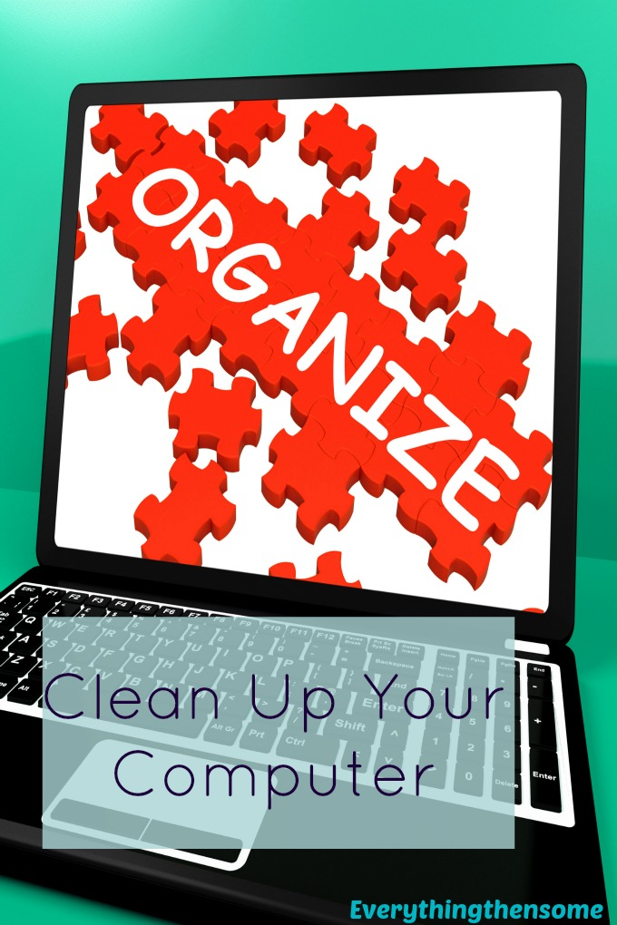 Organize Puzzle On Notebook Shows Files Management And Emails Organization