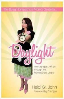 The Busy Homeschool Mom's Guide to Daylight Book Review