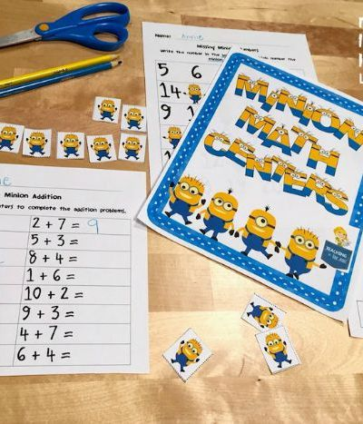 What makes you happy? Minions? Freebies? Well, how about Minion Freebies?