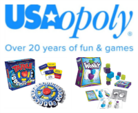 Family Game Night: An USAopoly Games Review