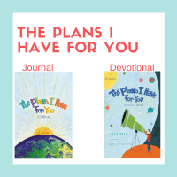 The Plans I Have For You Devotional and Journal {Book Review}