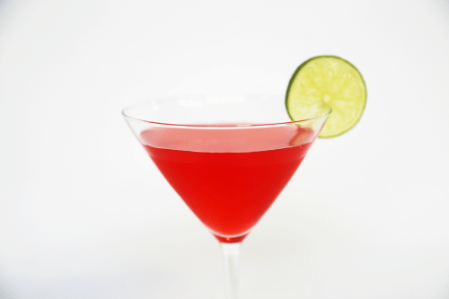 Cherub Cherry Martini