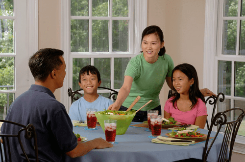 family-eating-at-the-table