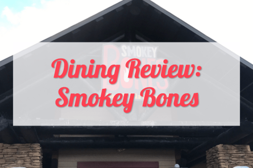 Dining Review: Smokey Bones