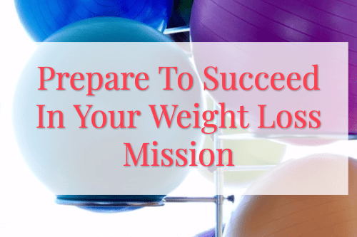 Prepare To Succeed In Your Weight Loss Mission