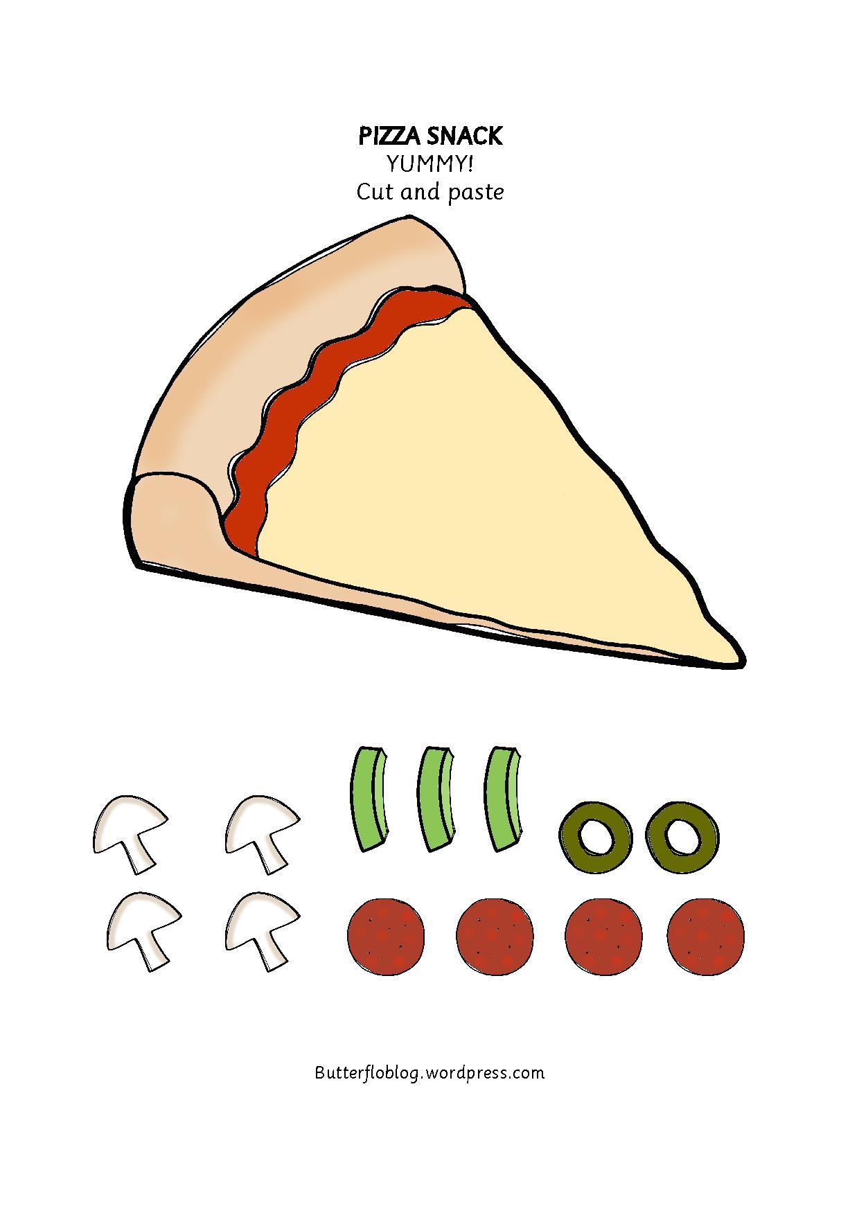Easy Homemade Pizza For Kids Butterflo Kids