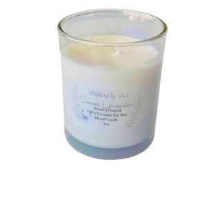 Sweet Lavender Soy Wax Candle