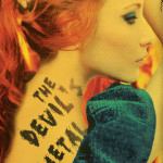 Fluttering Thourhgts: The Devil's Metal by Karina Halle