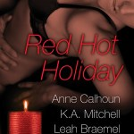Review: Red Hot Holiday (Red Hot Holiday) by Anne Calhoun, K.A. Mitchell, Leah Braemel and Angela James (Editor)