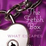 Fluttering Thoughts: The Fetish Box, Part Two: What Escapes by Nicole Camden