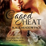 Cover Reveal: Caged Heat by Milly Taiden