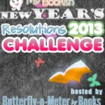 My Bookish 2013 New Year's Resolutions Challenge