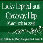 Lucky Leprechaun Giveaway Hop – International