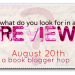 What do you look for in a review?