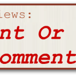 Authors On Reviews: To Comment Or Not To comment?