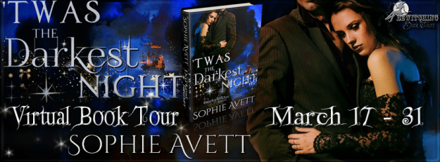 'Twas The Darkest Night Banner 851 x 315
