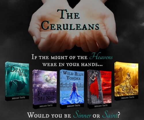 Ceruleans series poster