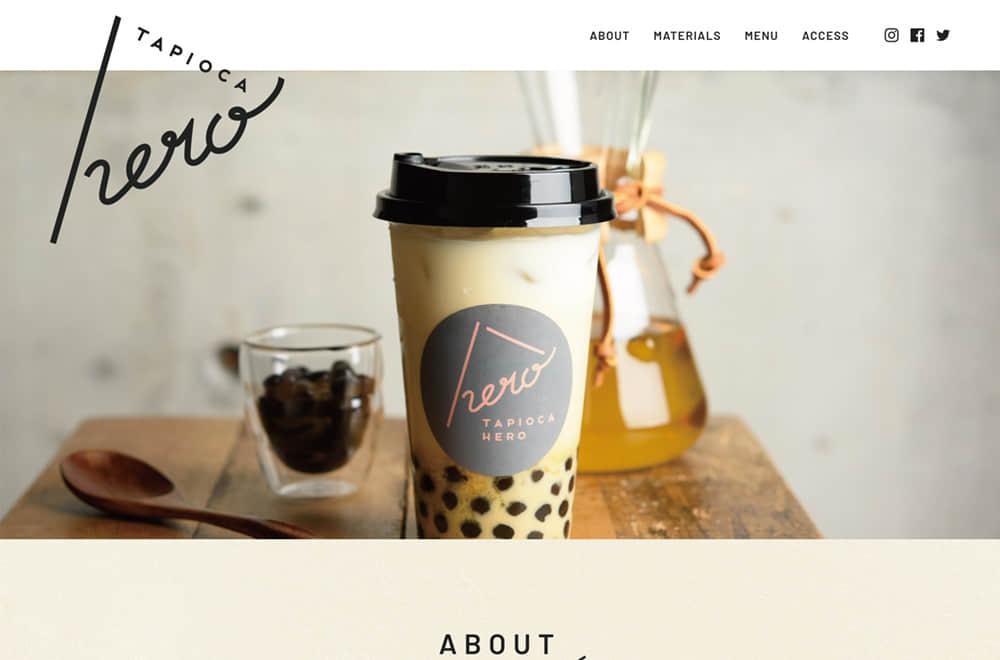Tapioca Hero - 日本台式珍奶品牌