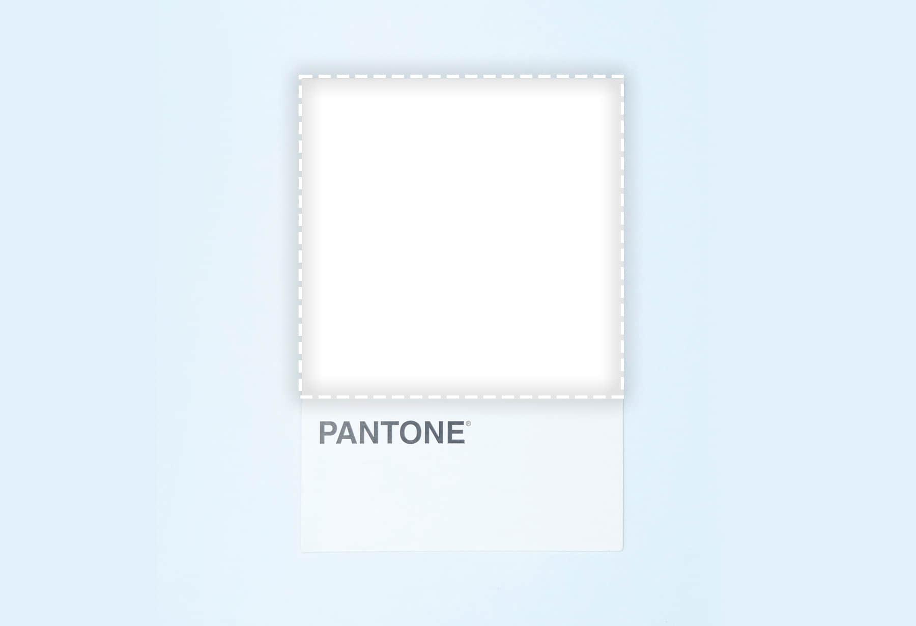Pantone色票