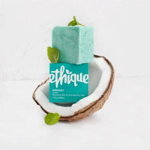 Ethique Shampoo Bar for normal -oily hair - Mintasy
