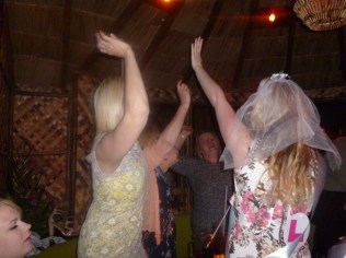 Mum Is Getting Her Groove On