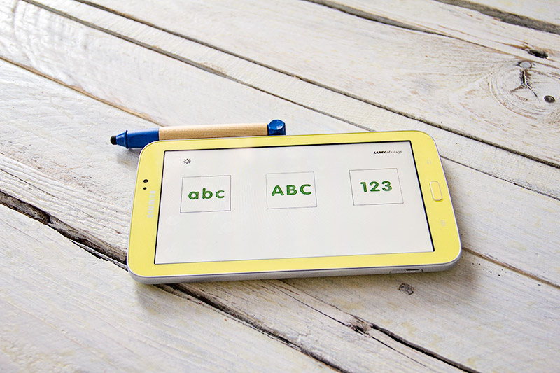 lamy abc digi app samsung kids tablet