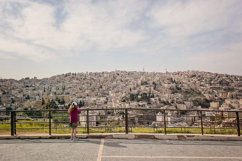 mit kindern nach jordanien reisen amman