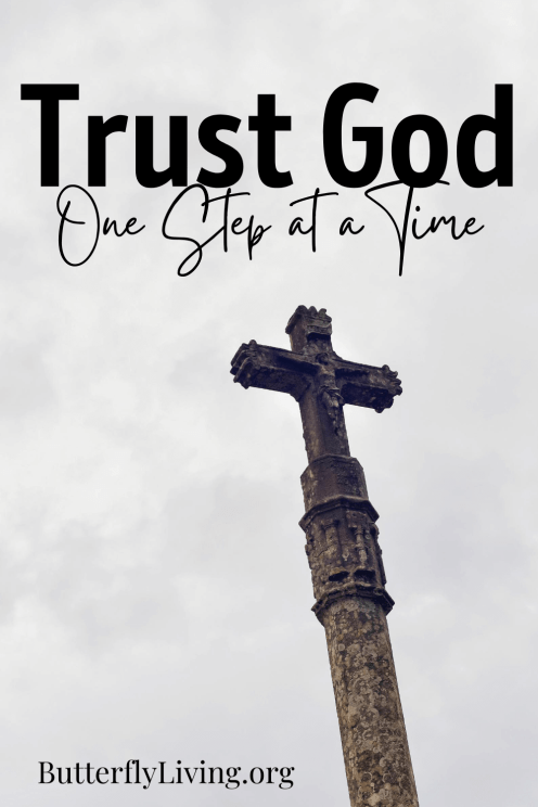 Cross-trusting God